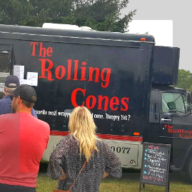 The Rolling Cones Milwaukee